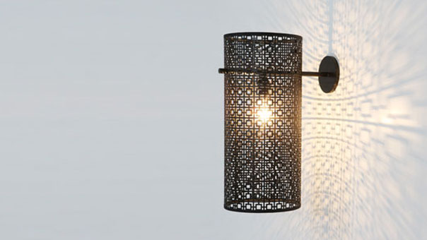 ARABESQUE wall lamp
