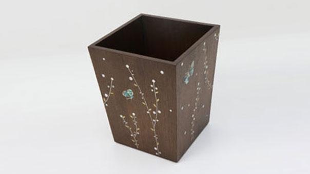 BUTTERFLY bin