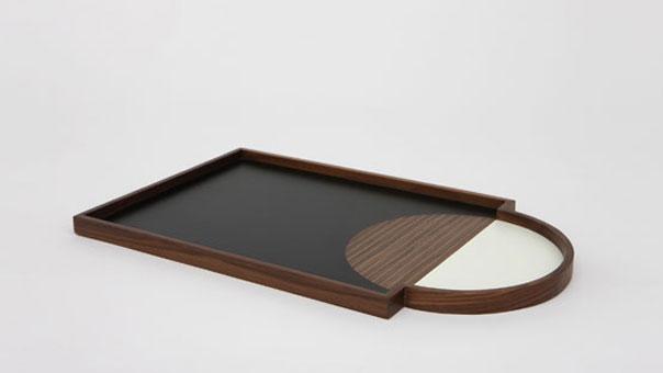 GEOMETRIK tray