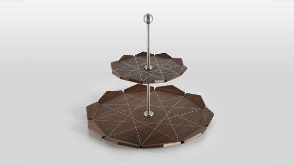 STAR cake tray