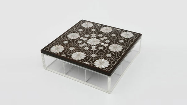 STAR tea box