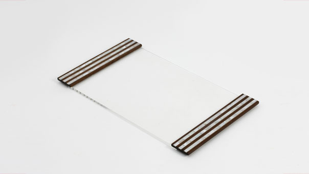 STRIPES tray
