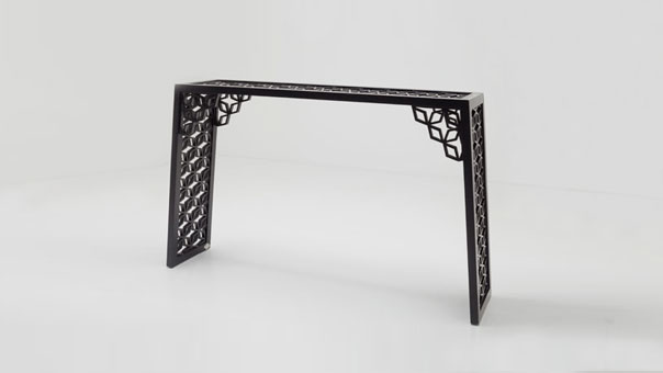 ARABESQUE console