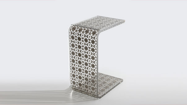 C occasional table