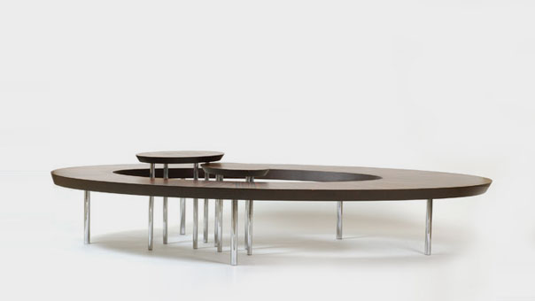 COFFEE BEAN low table