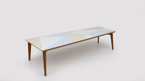 MODCA dining table