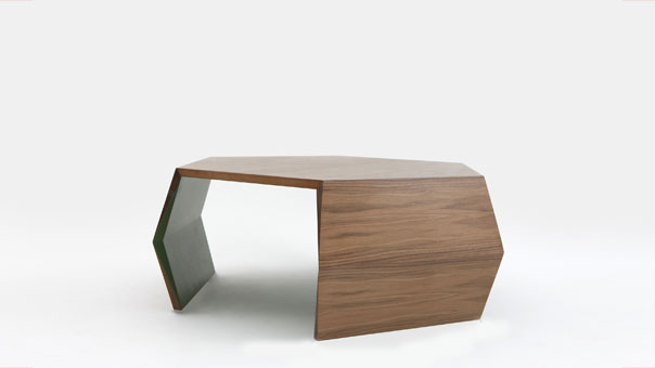 ORIGAMI low table