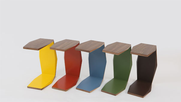 ORIGAMI C occasional table