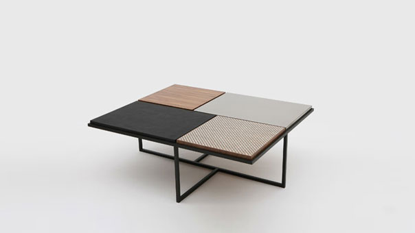 SAMPLER low table