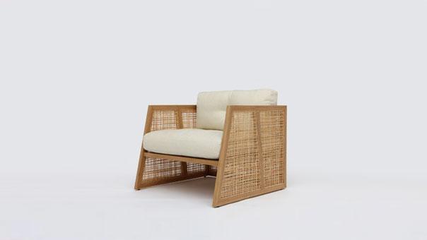 TERRAZZA armchair