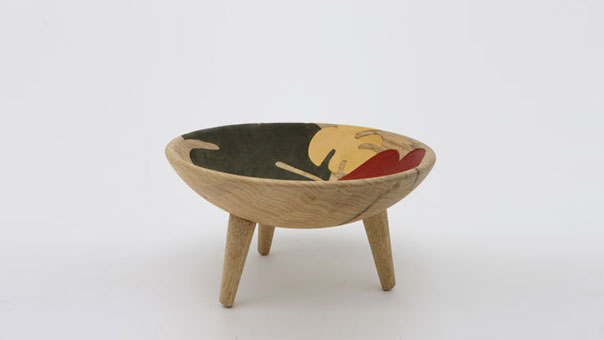ZIGRINO tripod bowl