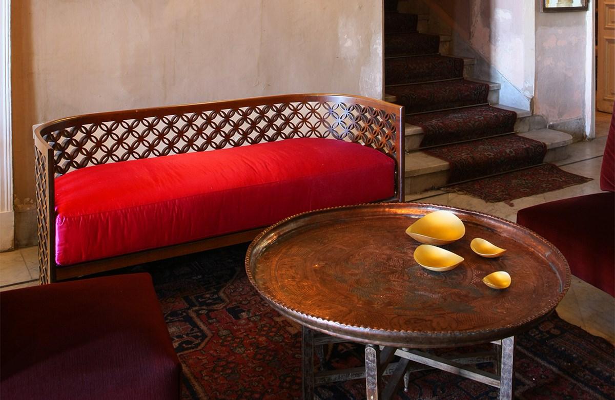 Arabesque Sofa