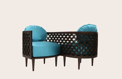Arabesque Loveseat