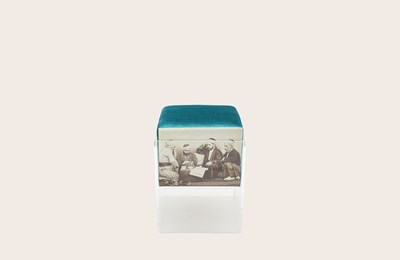 Nostalgia Floating Stool
