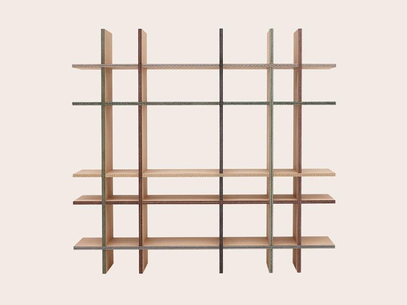 Criss-Cross Shelf