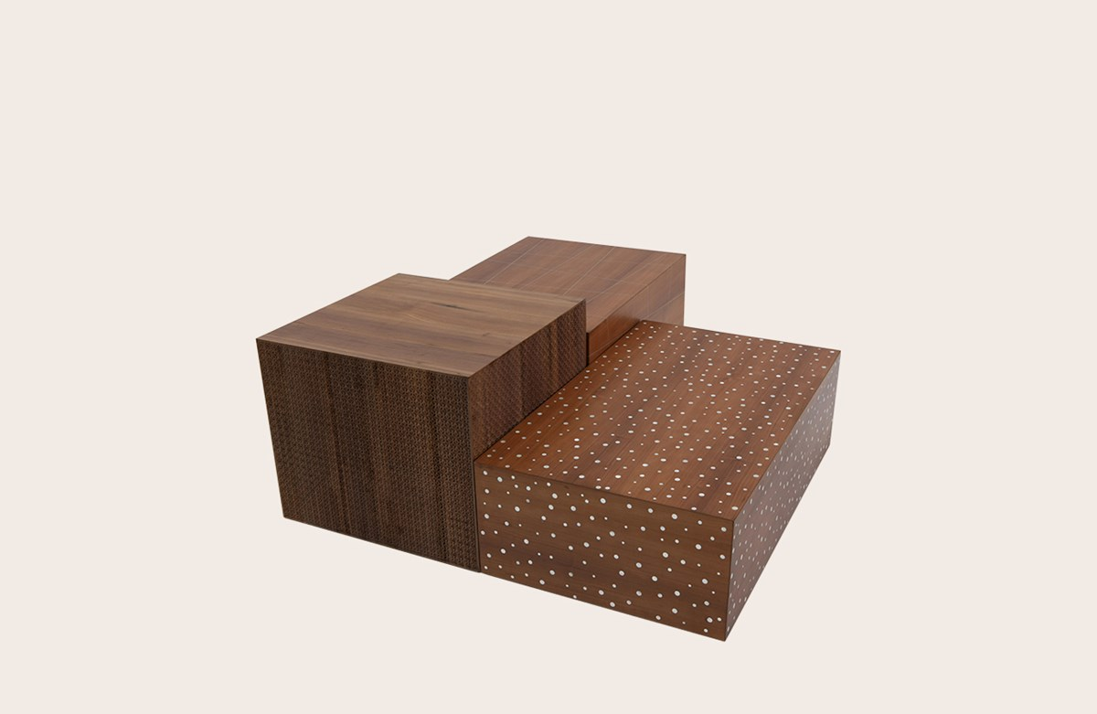 Box Low Table