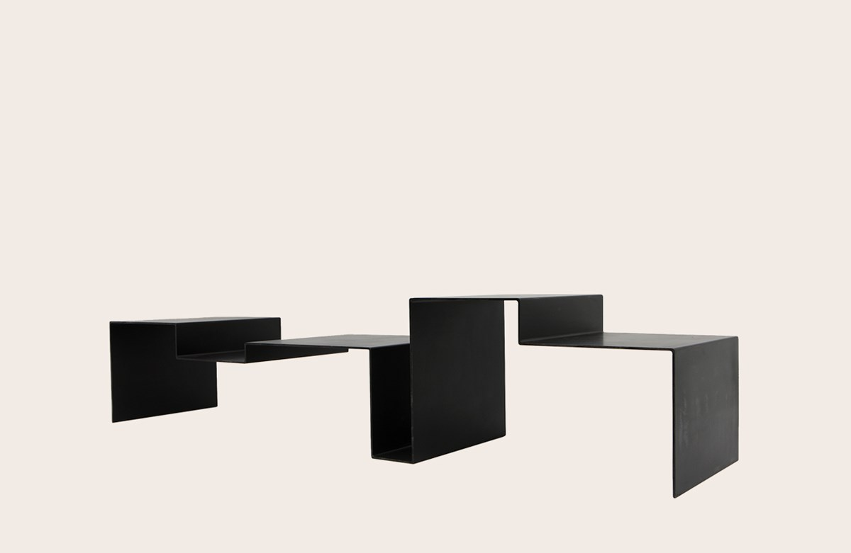 Sculpture Low table