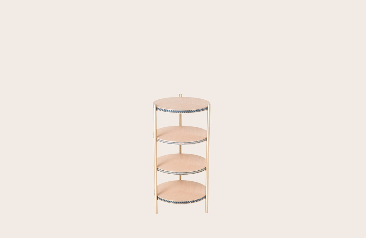 Contour Occasional Table
