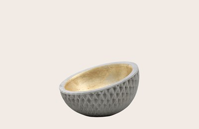 Crafted Concrete Bowl