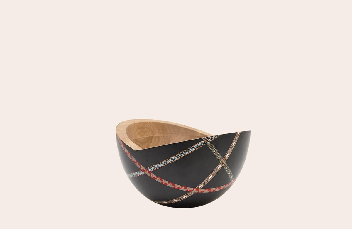 Marquetry Mania Bowl