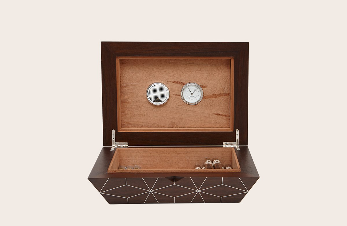 Humidor Arabesque Box