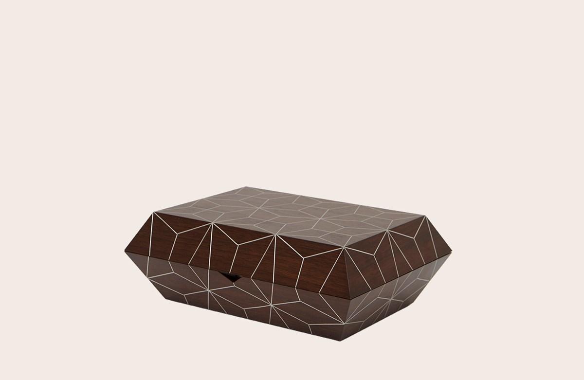 Humidor Arabesque Box