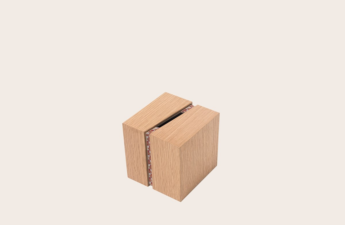 Funquetry Tissue Holder Square