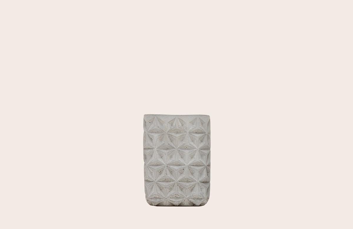 Concrete Candle Holder L