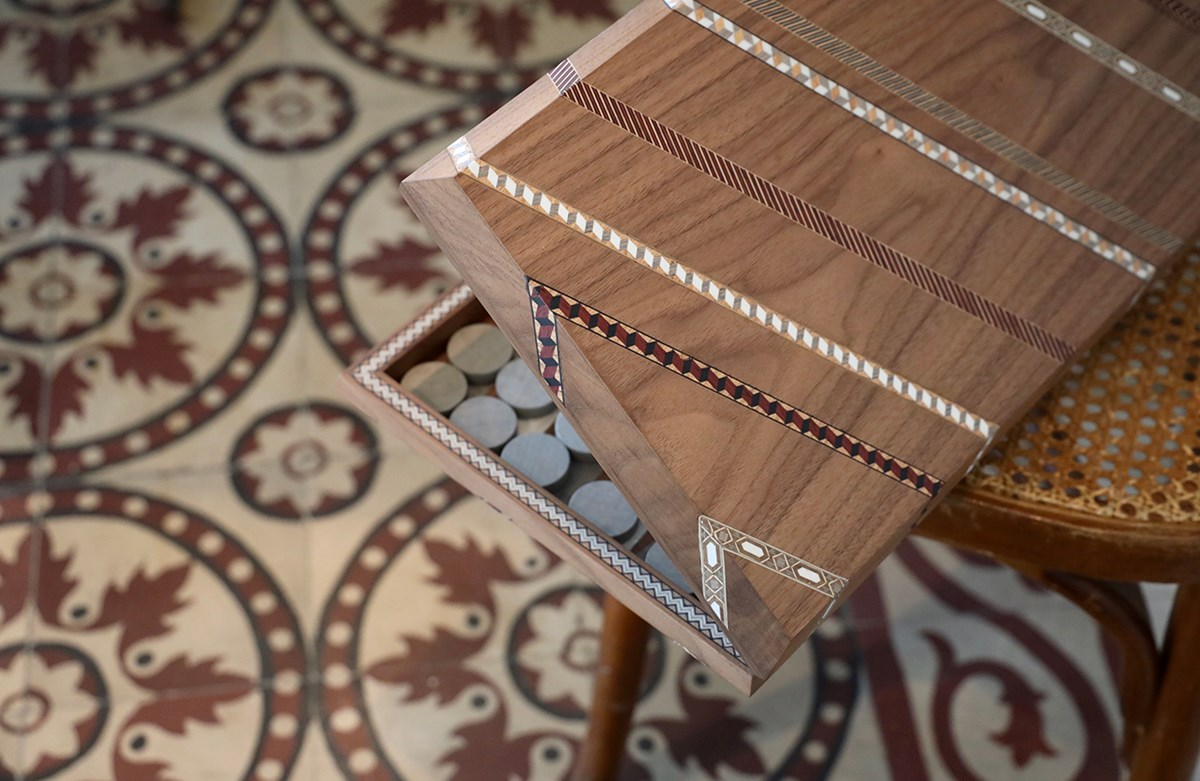 Funquetry Backgammon