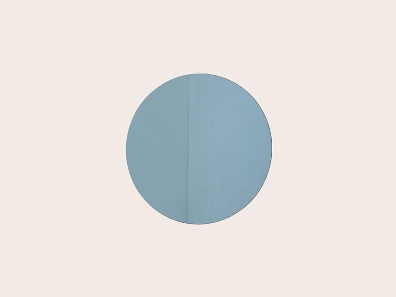 Refraction Mirror Round