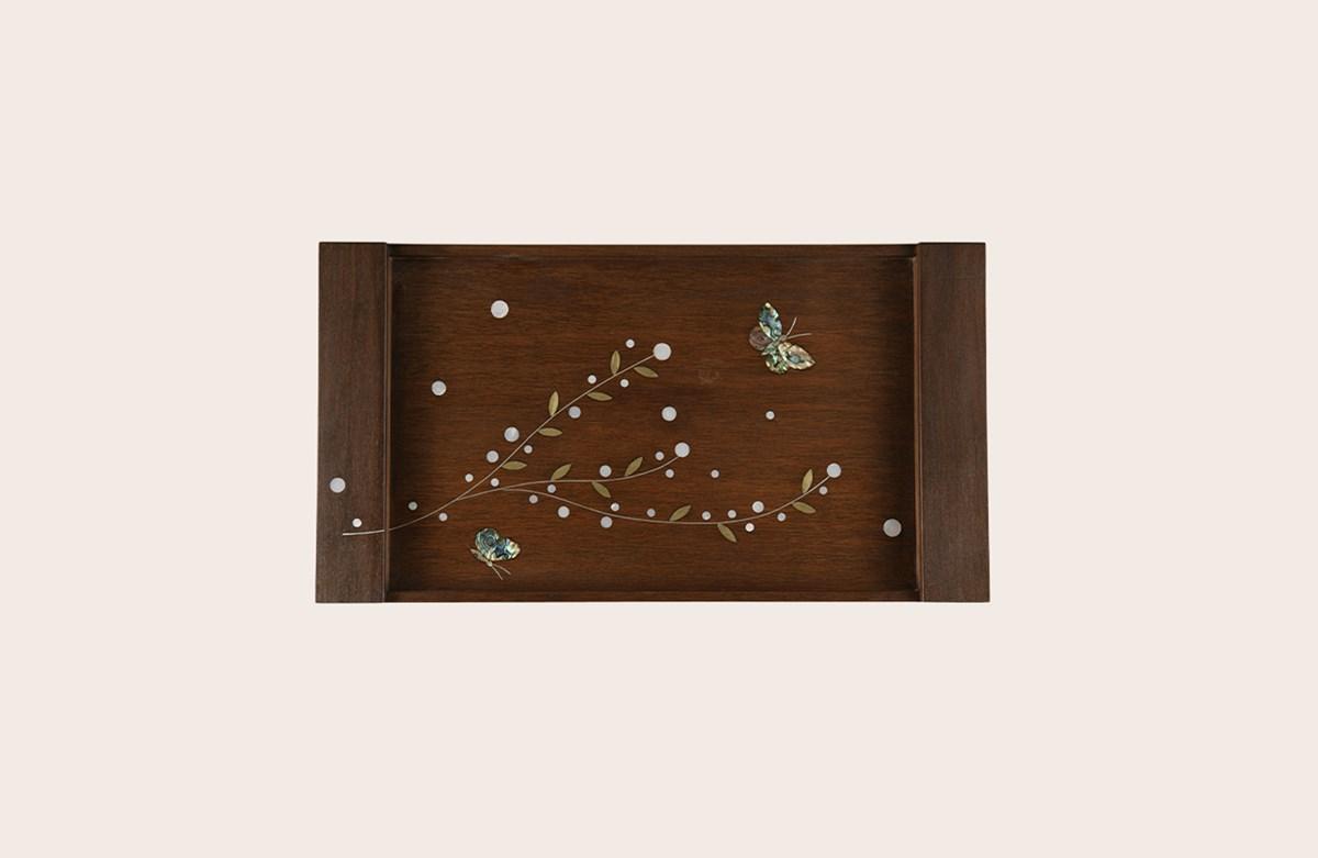 Butterfly Tray