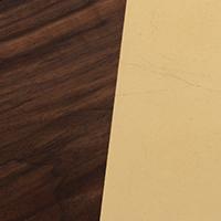 Brown/Gold leaf